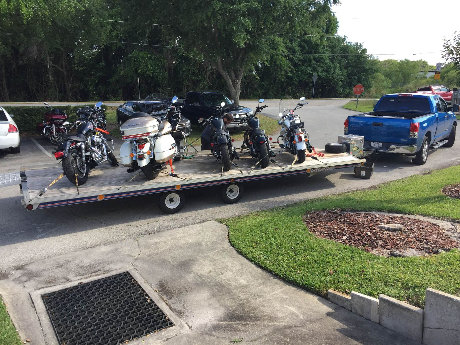 Motorcycles Bought