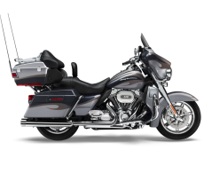 Bagger Motorcycle