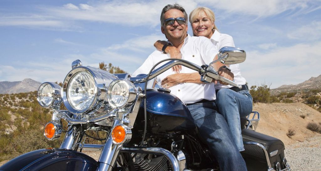 Ride Pro Motorcycle customer
